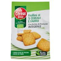 Frollini Ai 5 Cereali E Farro Cereal Bio