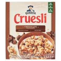 Cruesli Cioccolato Quaker