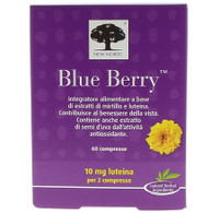 New Nordic Blue Berry Compresse