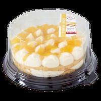 Torta Cheesecake Ai Lamponi