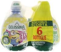 Acqua Minerale Naturale Levissima 6 Da Cl.33
