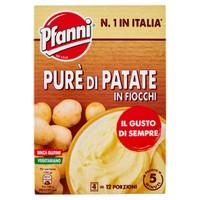Pure' Pfanni 4 Buste Da Gr.75
