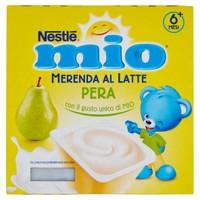 Merenda Al Latte Pera Da 6 Mesi Senza Glutine Nestlé Mio
