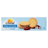 Biscotti Cacao Senza Zucchero Cereal