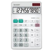Calcolatrice Da Tavolo El - 331 wb Sharp