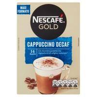 Cappuccino Decaffeinato Preparato Solubile Nescafé