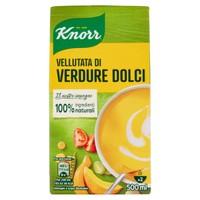 Minestra Vellutata Verdure Dolci Knorr