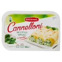 Cannelloni Ricotta E Spinaci Bennet
