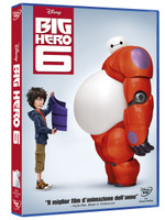 Dvd Big Hero 6