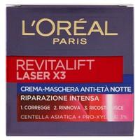 Crema Revitalift Notte Laserx 3