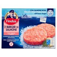 2 Burger Di Salmone Con Limone E Aneto Findus
