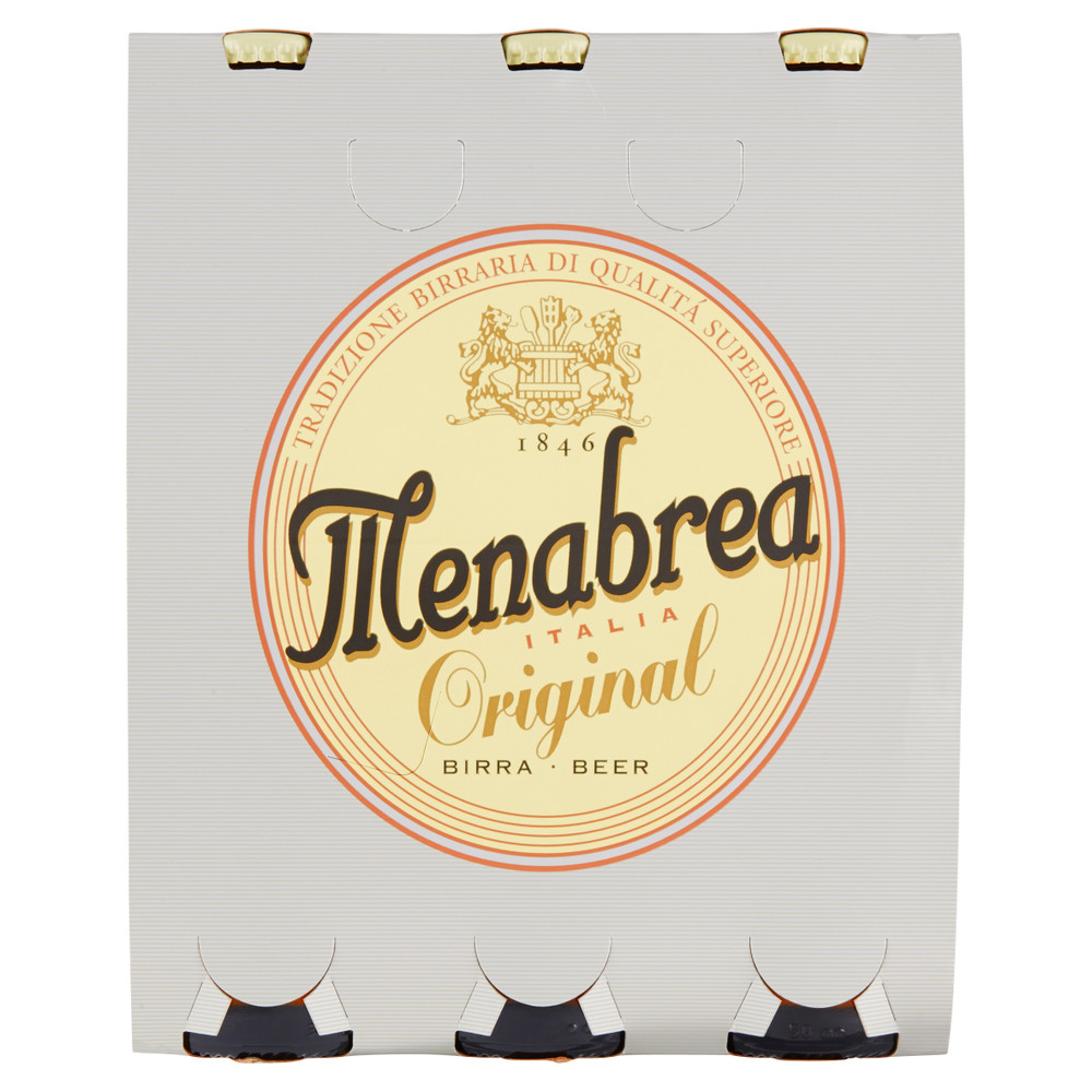 MENABREA 33X3 ORIGINAL