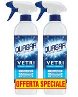 Detergente Vetri Spray Quasar 2 Da Ml . 650